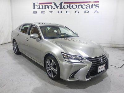 2016 Lexus GS 4dr Sedan Hybrid 4dr Sedan Hybrid lexus gs 450 h one