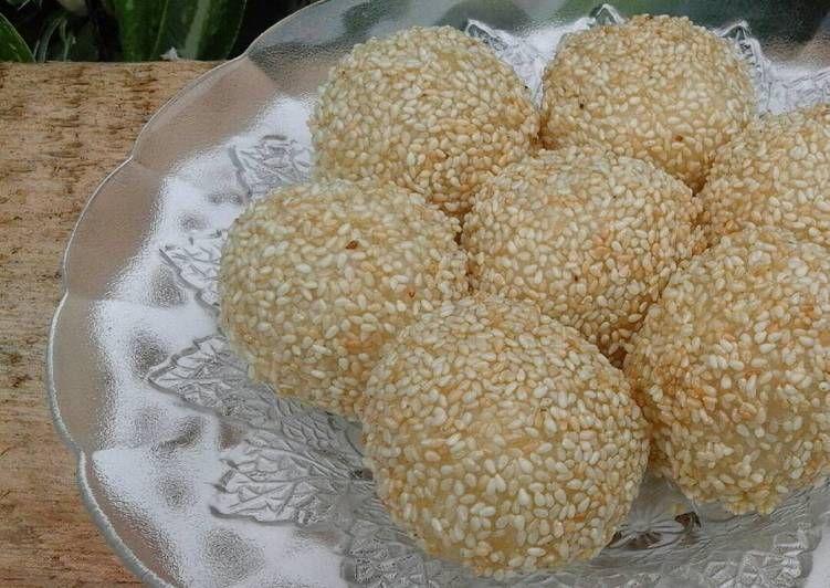 Resep Onde Onde Kentang Oleh Dhiah Oddie Resep Kentang Adonan Masakan
