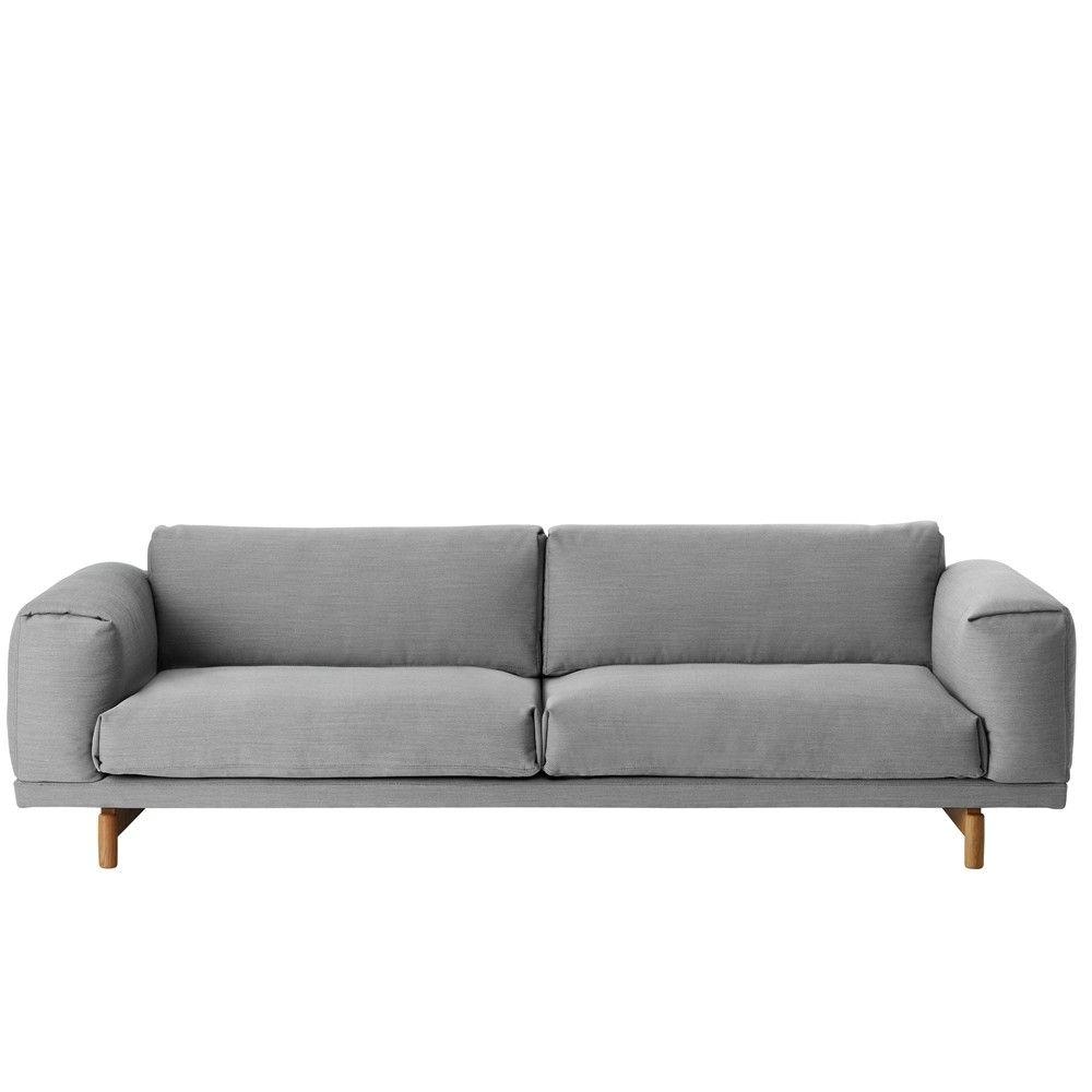 sofa grå