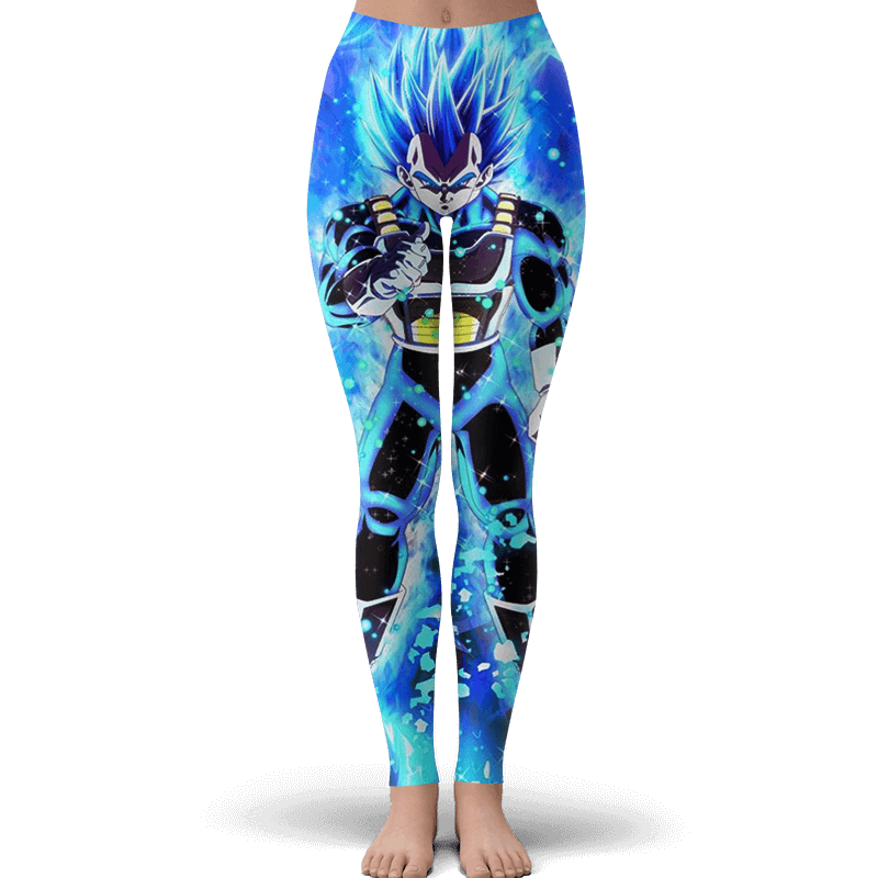 Pin On Outstanding Dbz Inspired Leggings For Workout Cosplay