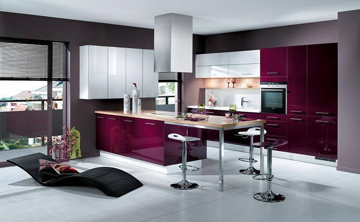 Dise os fascinantes de cocinas modernas kitchen for Ver decoracion de cocinas