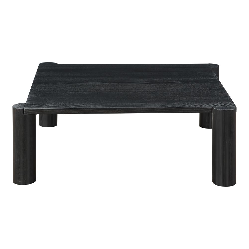 Post Coffee Table Black Oak Moe S Wholesale In 2021 Coffee Table Buy Coffee Table Living Room Coffee Table [ 1000 x 1000 Pixel ]