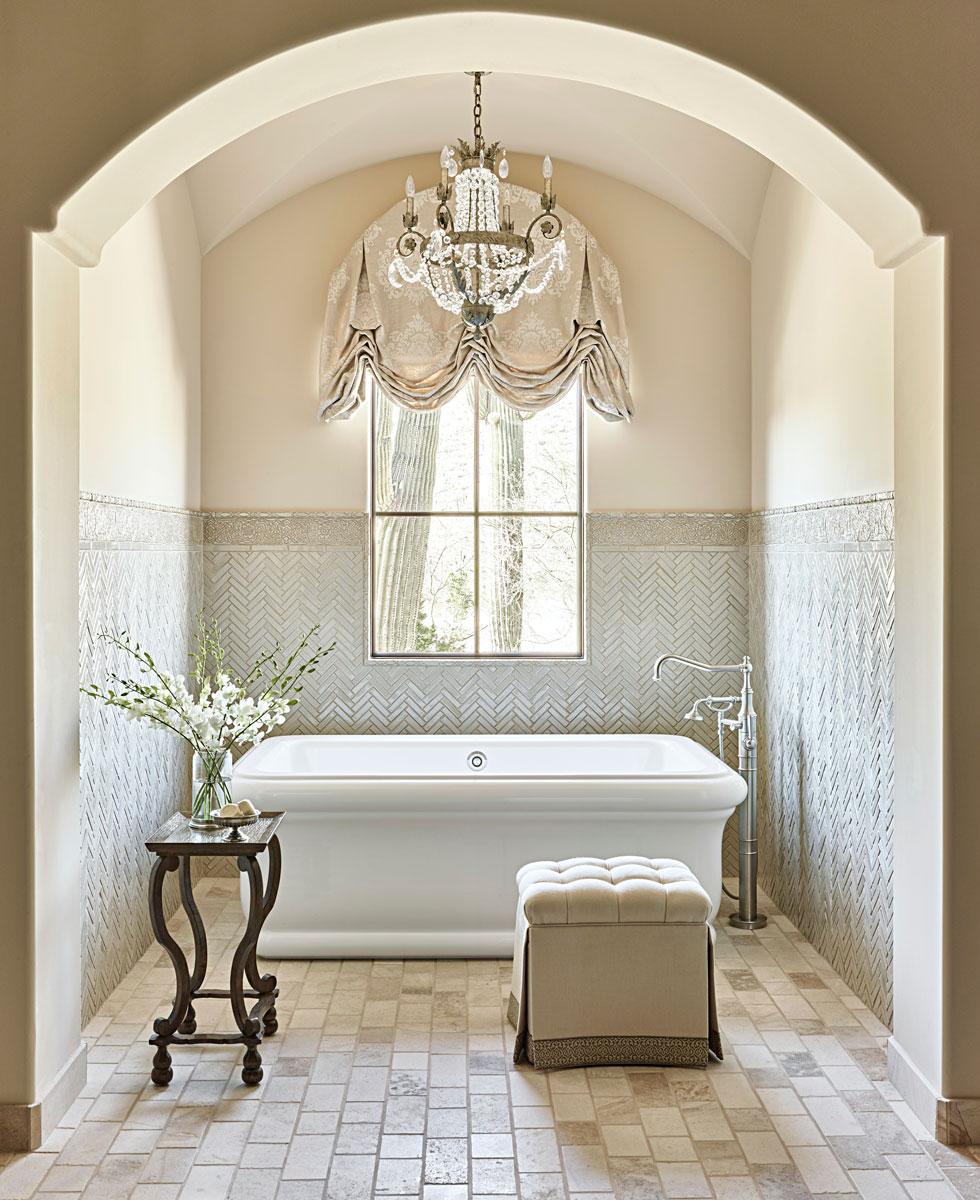 Traditionalhome Design Ideas:  Design Ideas For Neutral Color Master Bathrooms
