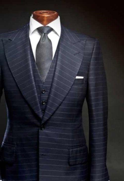 Men's Suit Style #fashion #mensstyle #suit