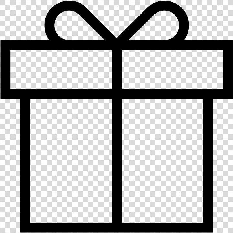Present Png Gift Area Black Black And White Box Presents Png Gifts