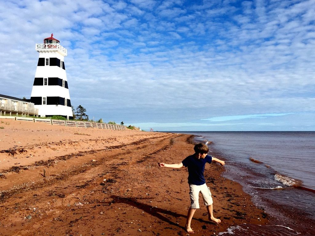 Beaches on Prince Edward Island