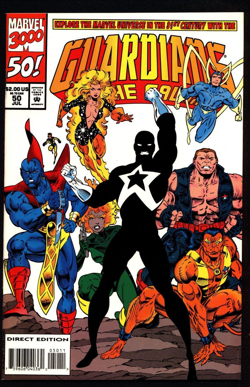 Galactic Guardians 1994 series # 1 very fine comic book