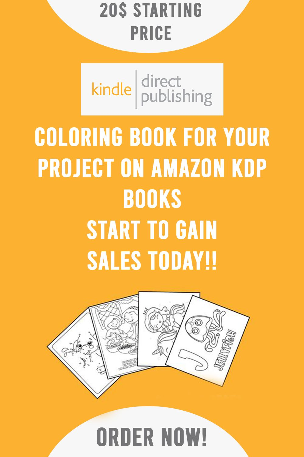Abdealazizaz294 I Will Coloring Book For Your Project On Amazon Kdp Books For 20 On Fiverr Com Coloring Books Books Book Activities