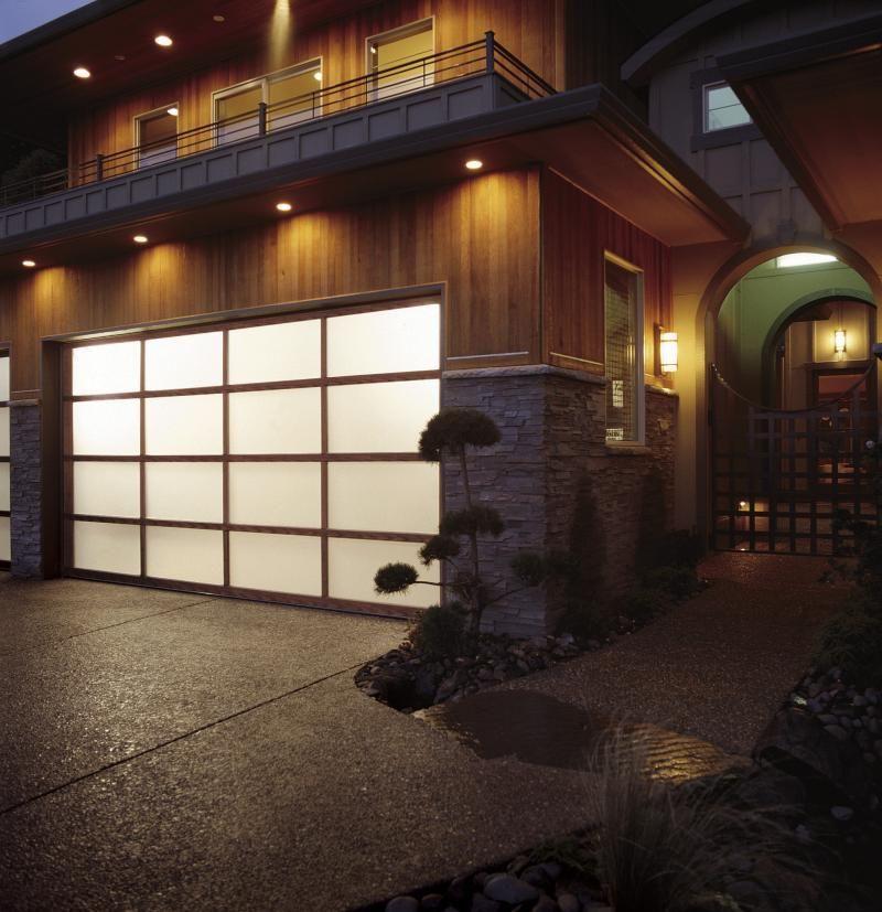 Wood Grain Doors From Amarr | Full View Glass Garage Door, Chattanooga,  Access Door