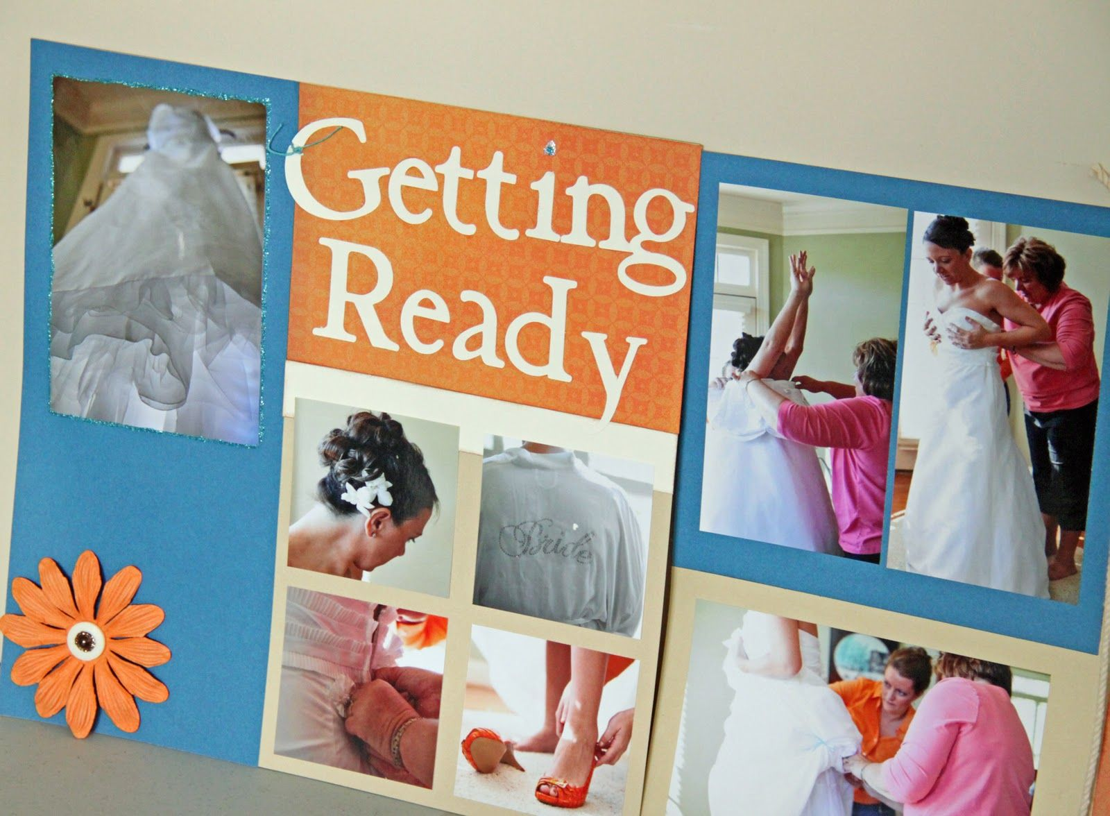 How to scrapbook pages - Wedding First Dance Scrapbook Ideas Wedding Scrapbook Layouts