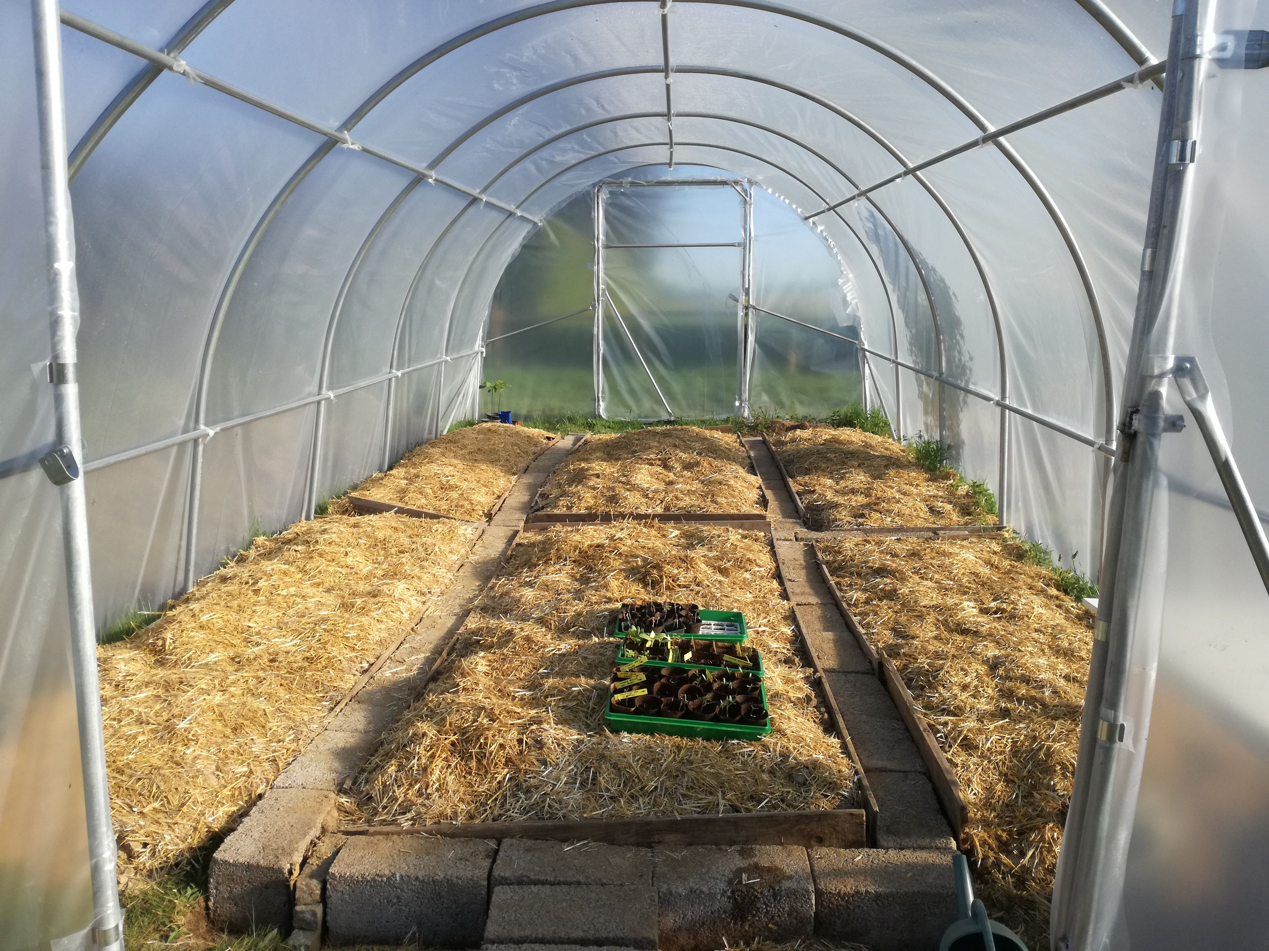 Amenagement De Serre D Un Client En 2020 Serre Jardin Jardin Francais Jardins
