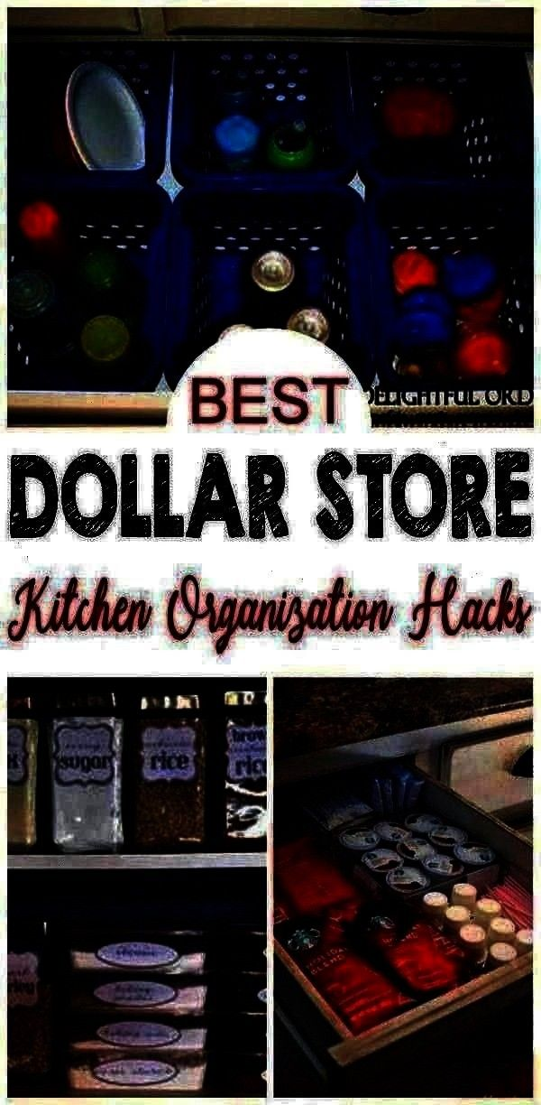 Store hacks and dismiss th 9Tired of seeing a messy pantry Try these DIY Dollar Store hacks and dismiss th 9Tired of seeing a messy pantry Try these DIY Dollar Store hack...