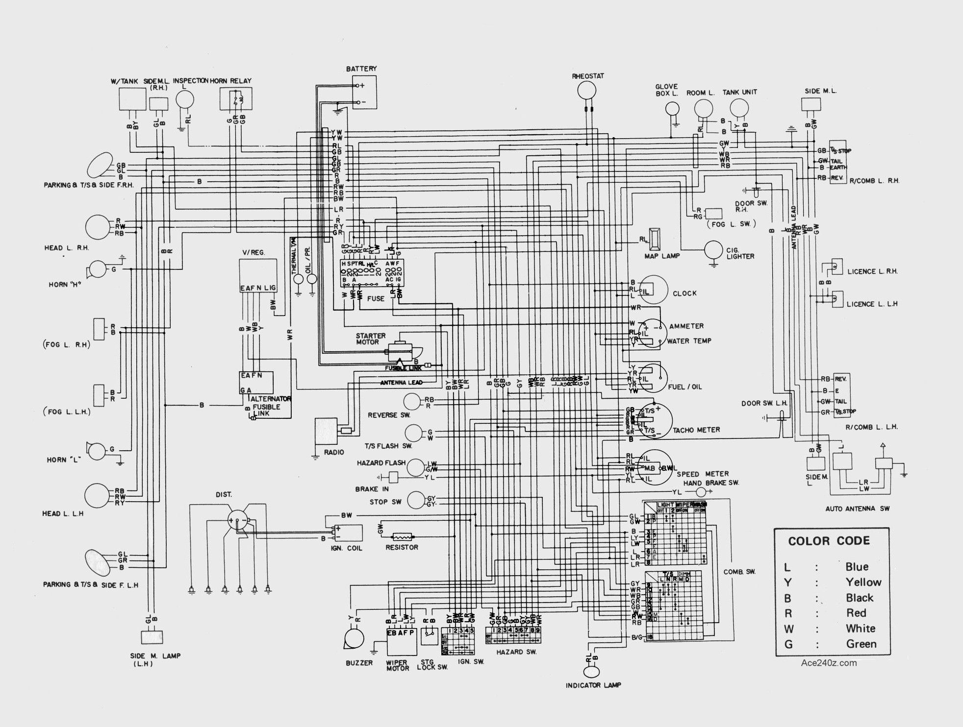 1965 Ford Mustang Wiring Diagram Image Details | Wire