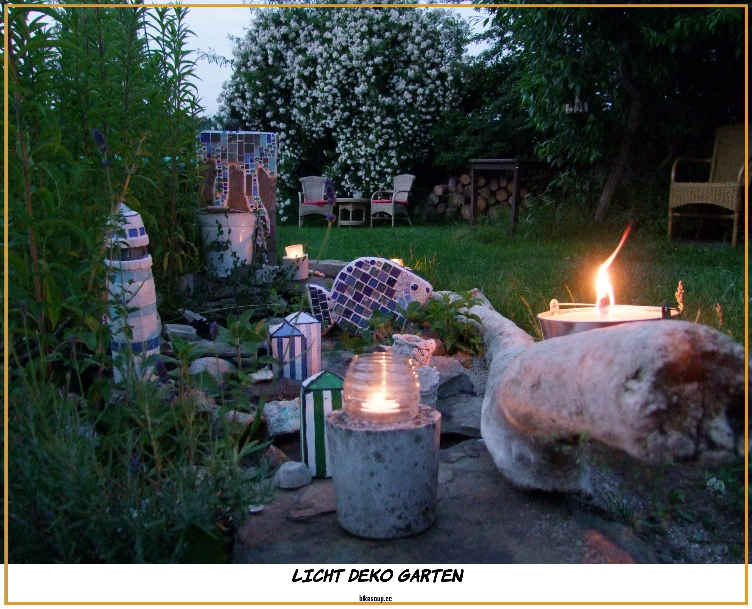 27 Neu Licht Deko Garten 27 Neu Licht Deko Garten In 2020 Garten Deko Mosaikgarten Gartendekoration