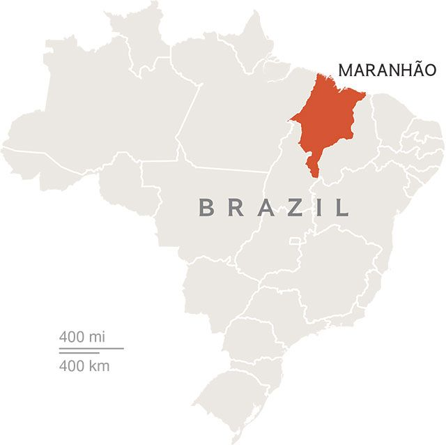 Maranhao, Brazil