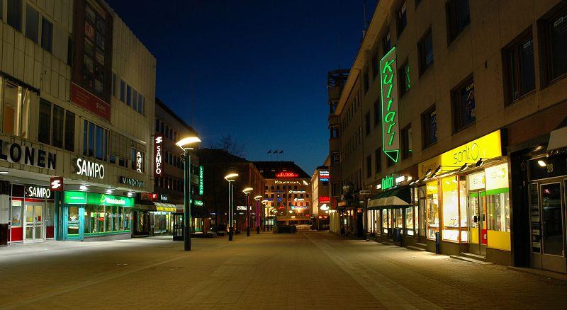 Kauppakatu, Jyväskylä - Finland