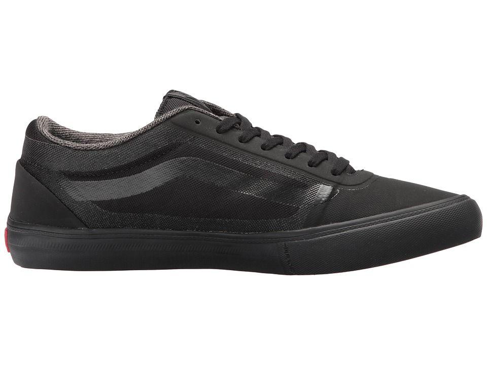 ea0fdd6d54 Vans AV Rapidweld Pro Lite Men s Lace up casual Shoes Blackout ...
