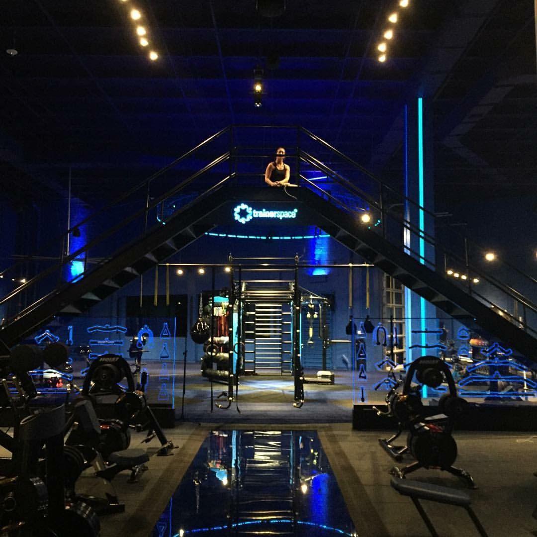 TrainersSpace Gym Cuoco Black