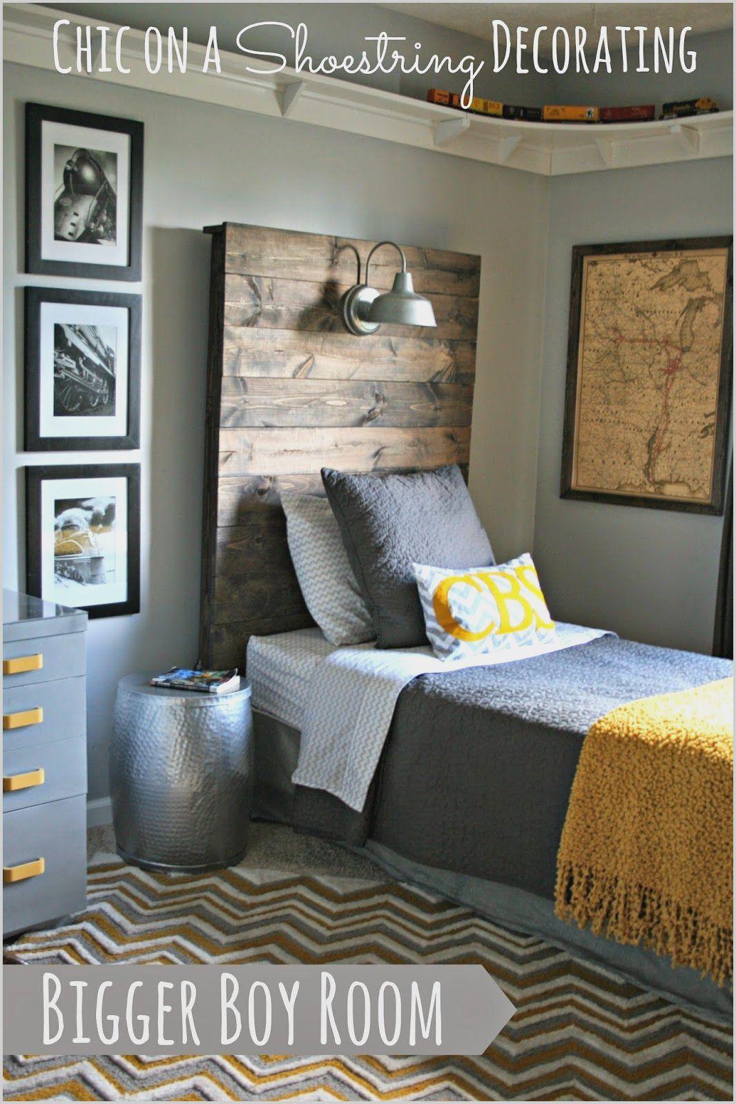 Teenage Male Bedroom Decorating Ideas Rustic Boys Bedrooms Boys Bedrooms Bedroom Design
