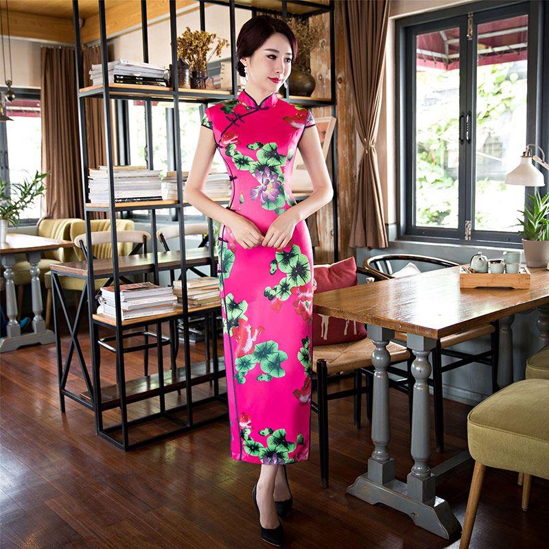 chinese clothing how to make a cheongsam dress            https://www.ichinesedress.com/
