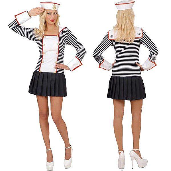 Disfraz de marinera disfraces disfraces pinterest disfraces carnaval y fiesta - Disfraz marinera casero ...