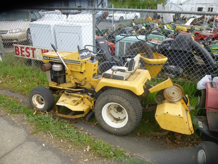 Lawnside Classics Burt S Vintage And Used Riding Mower border=