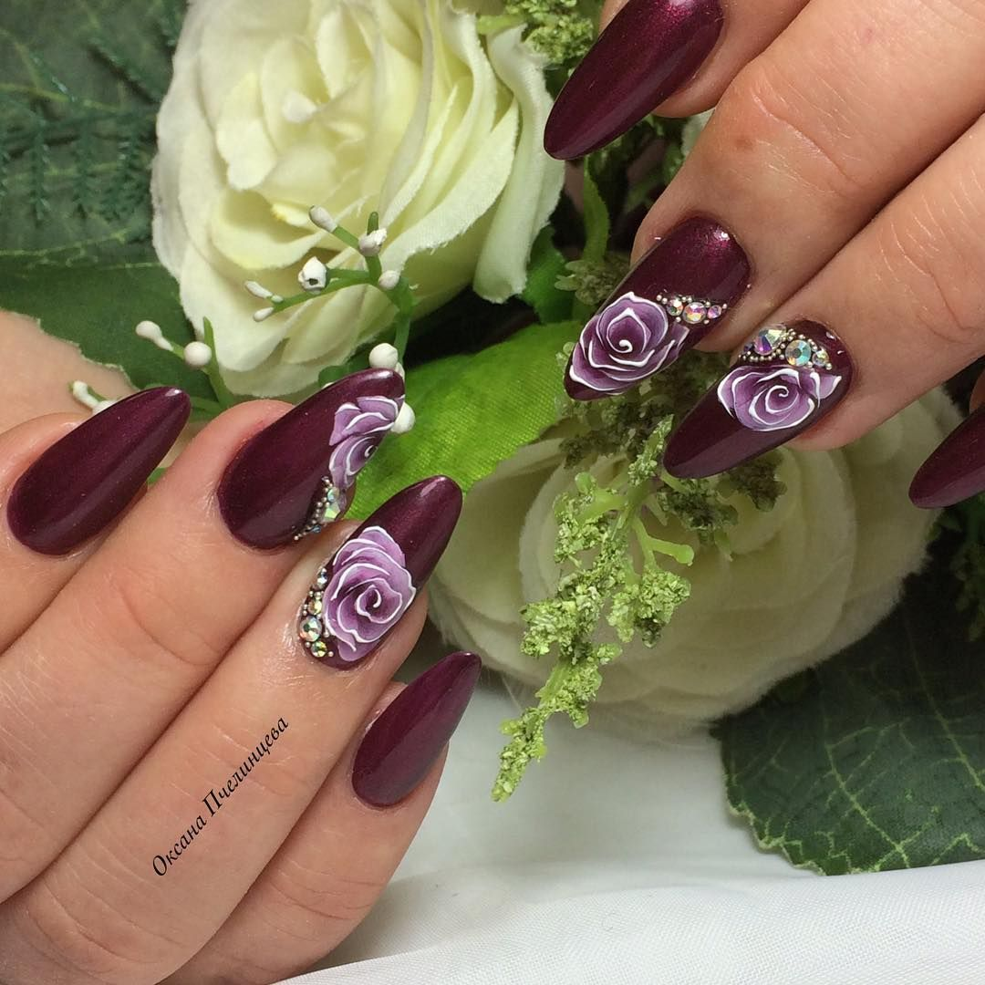 119 Likes, 4 Comments - Nail-стилист ⚜️Nail-блогер ...