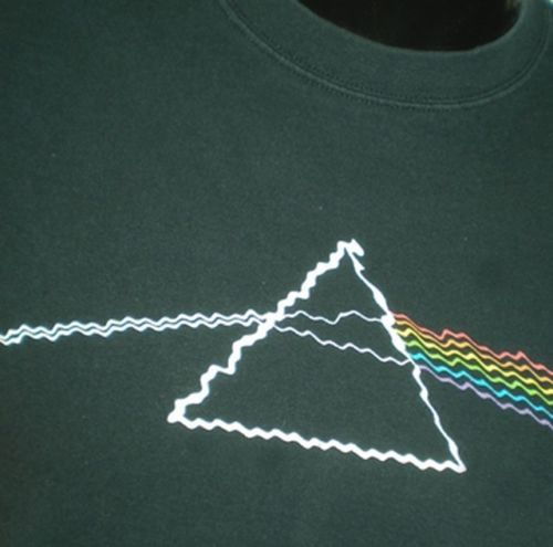 ROCK CONCERT T SHIRT: Pink Floyd 2006 ROGER WATERS THE DARK SIDE OF THE MOON TEE