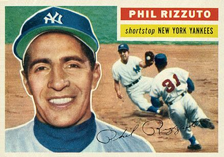The Scooter Ted Williams Said Rizzuto Was The Reason Yankees Consistently Beat Red Sox Hated Eddie Stanky Baseball Cards Phil Rizzuto Baseball Card Values