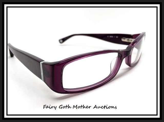 c05817c7f140 (3) Nwt's Michael Kors Designer MK Plum Eyeglass Frame MK232 2015 Release .  Starting at $1