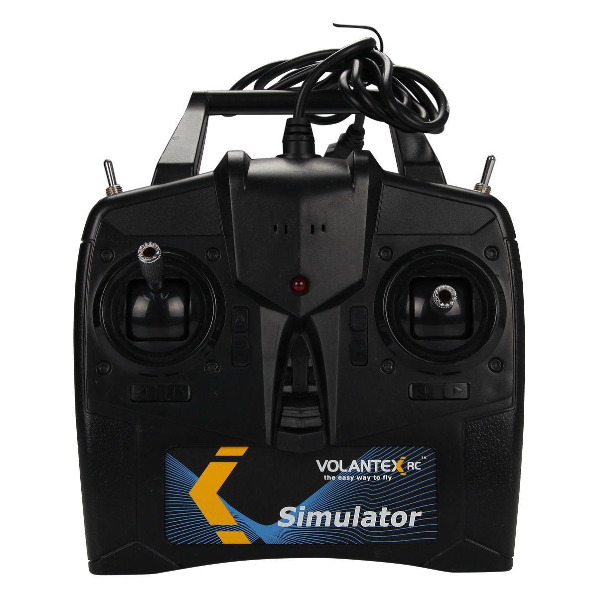 Volantex 6CH Flight Simulator Fly Game For RC Airplane