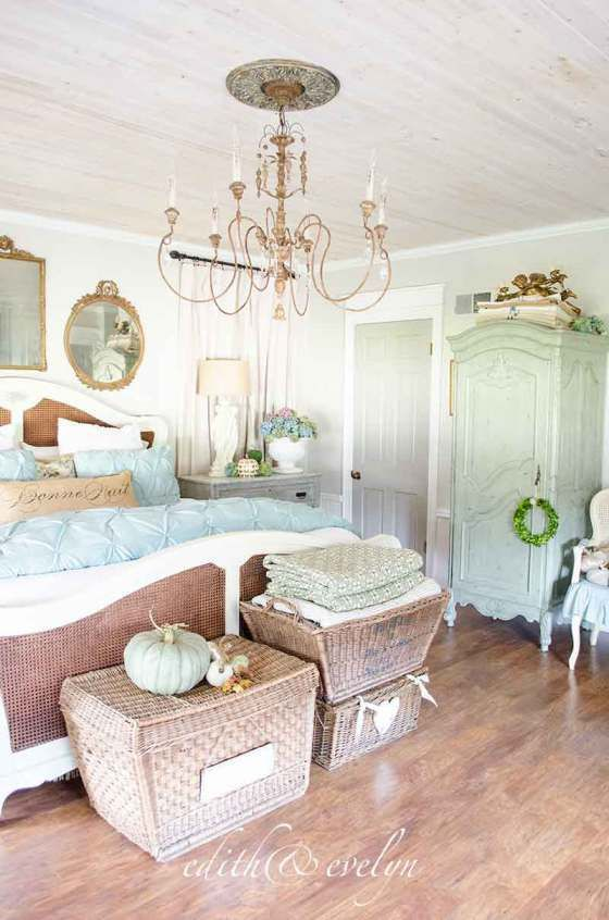 19 Divine Teen Bedroom Designs In Vintage Style That You Shouldn\'t ...