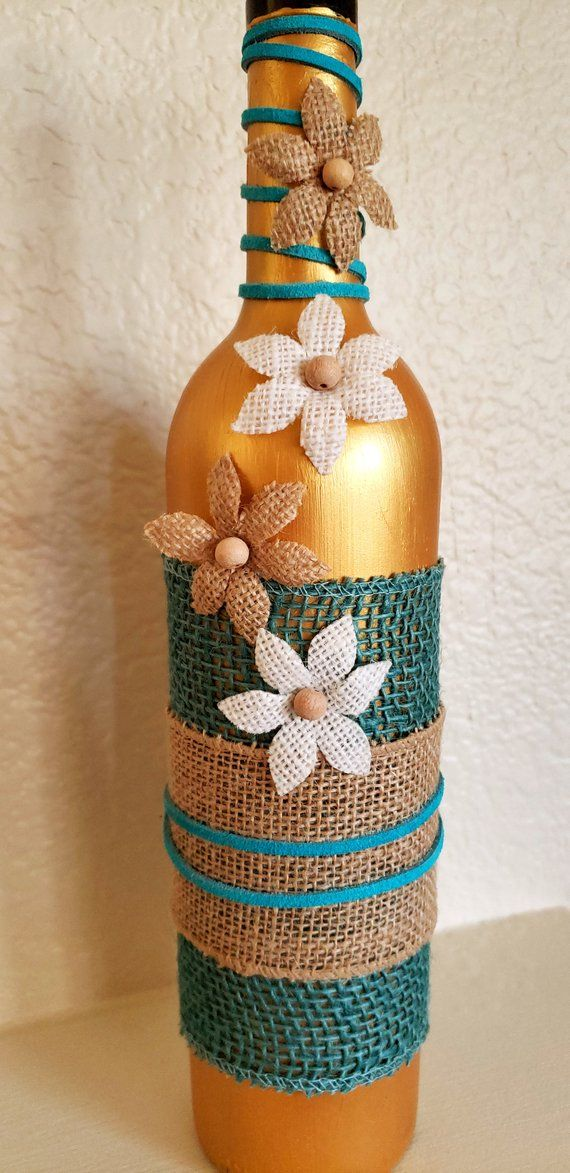 11+ Glass bottle crafts to sell ideas