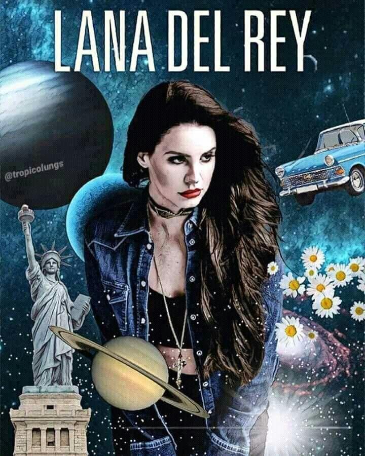 Lana Del Rey em 2019 Papel de parede celular fofo desenho Papel de parede celular fofo e