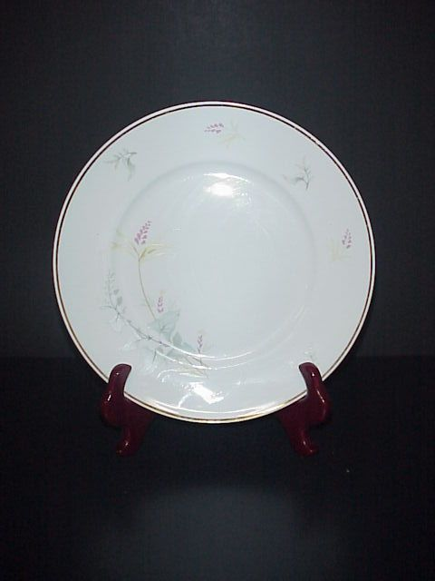 Furstenberg Dinner Plate Made Germany 02032 Green Leaves Pink Flowers Reduced : dinnerware made in germany - pezcame.com