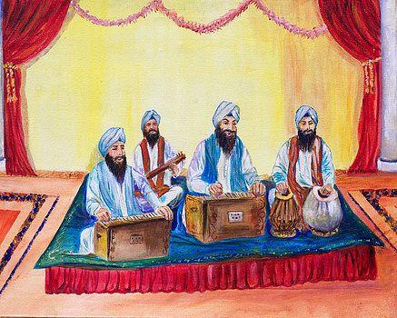Sarabjit Singh - Ragis