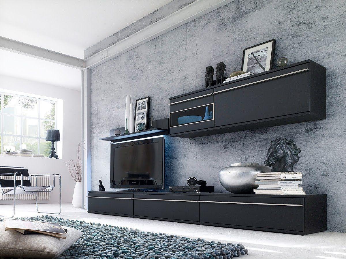 2017 Wohnwand Modern