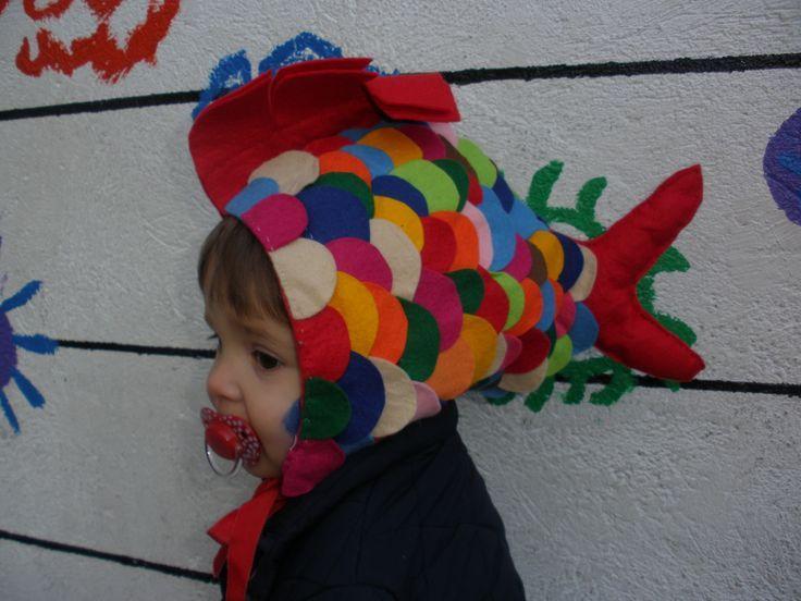 Disfraz de pez para ni os pinterest disfreces - Disfraz de pescado ...