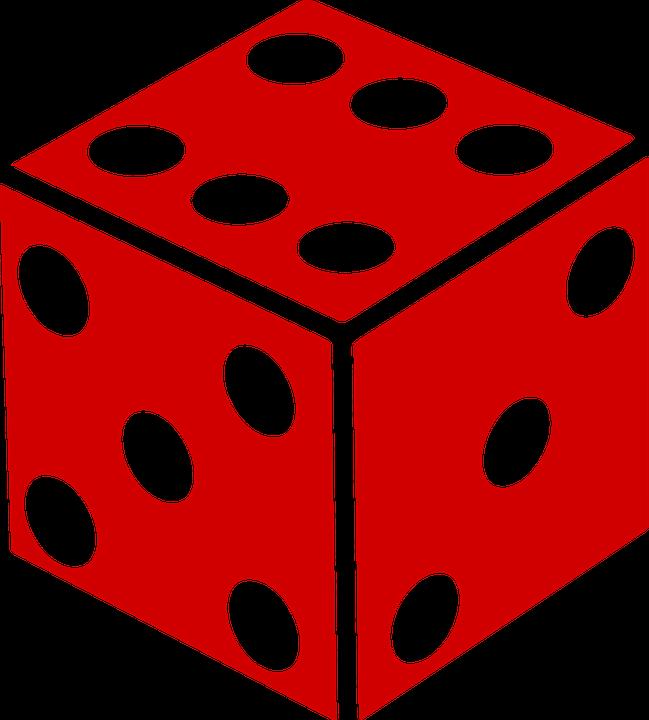 Imagen Gratis En Pixabay Mueren Dados Rojo Suerte Dados Imagen De Un Dado Suerte