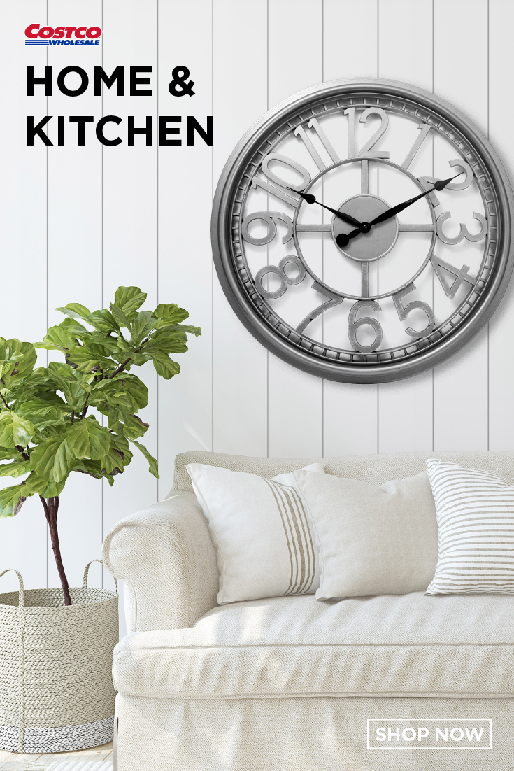 Westclox 20 Indoor Outdoor Wall Clock Decoraciones De Casa Decoracion De Unas