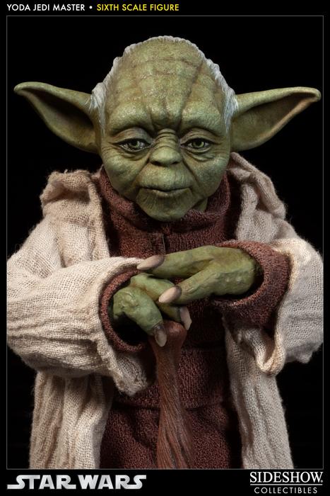 Star Wars - Yoda Jedi Master 1/6th Scale Action Figure