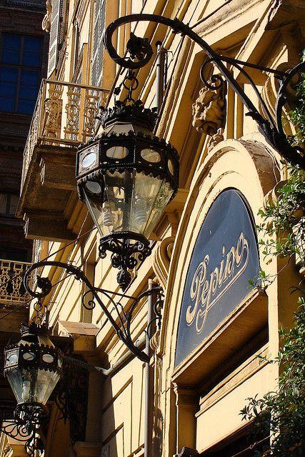 Particolare Barocco - Turin
