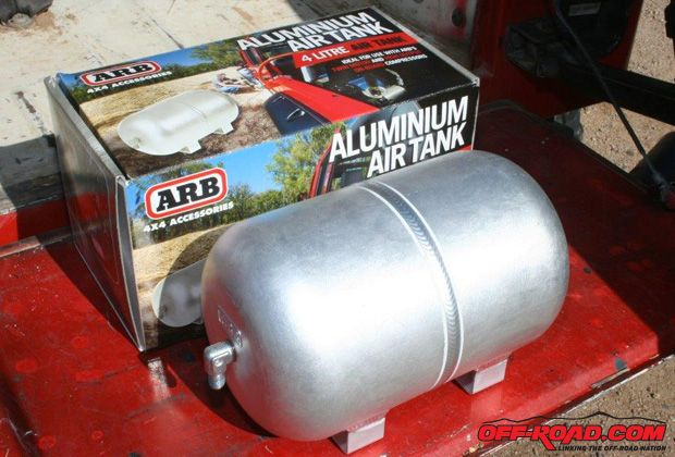 Arb Underside Mounted Air Compressor Tank Google Search Air