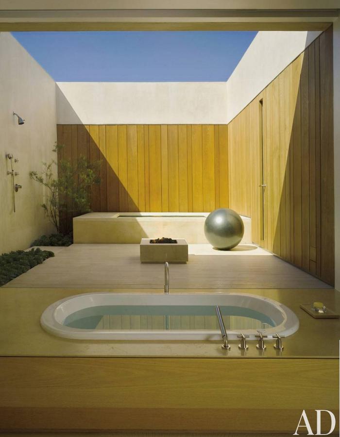 El cuarto de baño Minimalista Cuarto de baño minimalista
