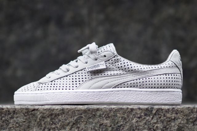 Puma perforated pack | Chaussures pour hommes, Chaussures de