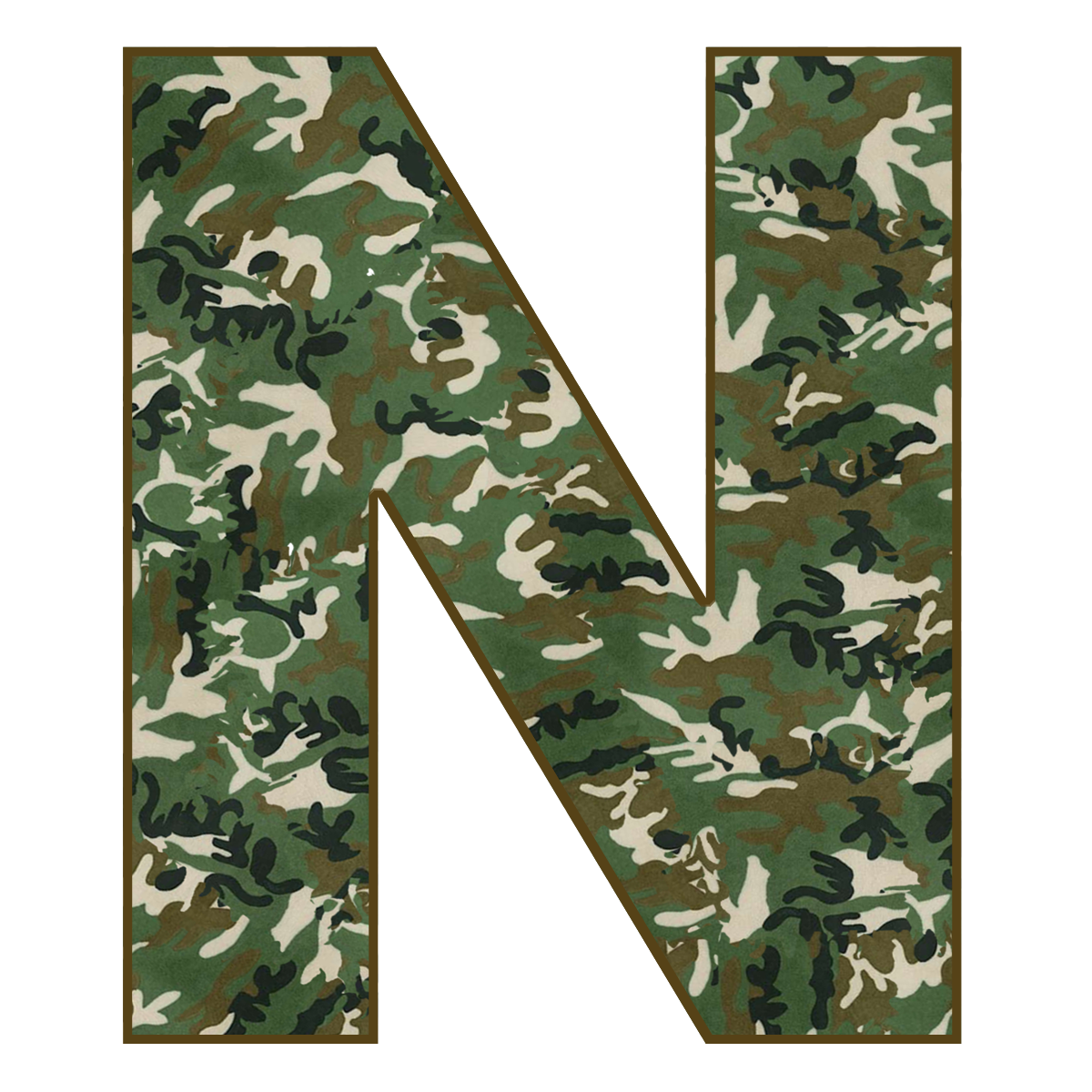 CAPITAL-LETTER-N-FREE.png (1200×1200)