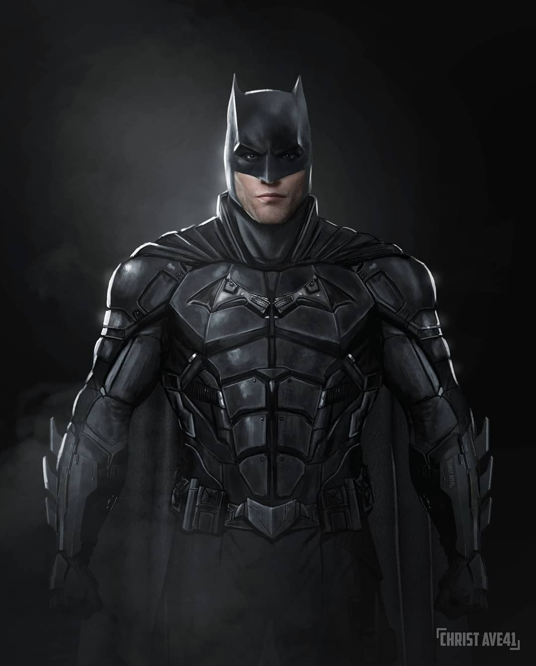 This is my shoot for Robert Pattinson #TheBatman suit ...
