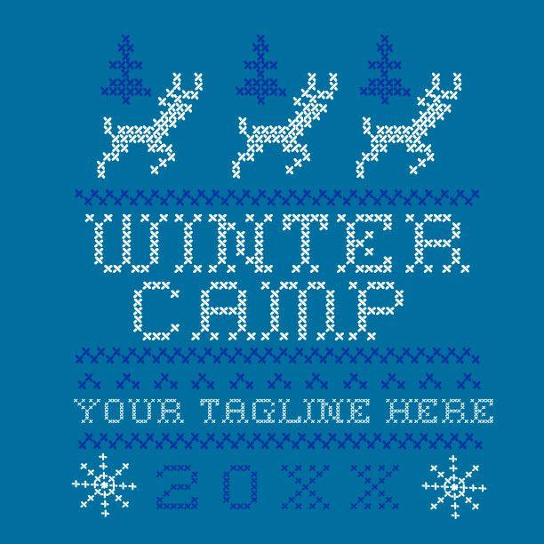 winter retreat ideas  Ugly Sweater Winter Retreat Church T-Shirt Design | Youth Group T ...