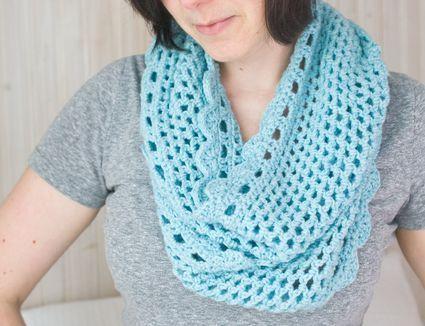 Perfect Mens Winter Scarf Free Crochet Pattern Crochet Scarfs