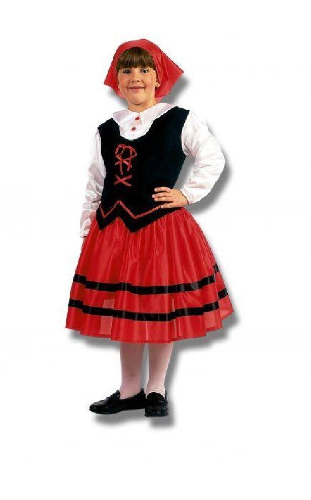 Disfraz de pastora ni a navidad disfraz de pastora - Disfraces navidenos para ninas ...